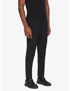 Sasha Comfort Wool Pants Black