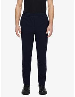 Mens Sasha Combat Crinkle Pants JL Navy