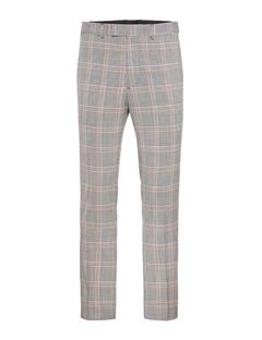 Mens Ramon Acid Glen Pants White
