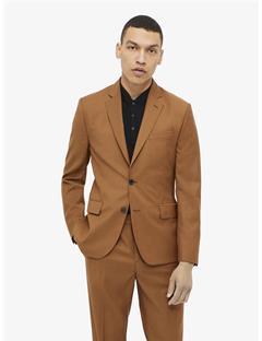 Hopper Soft Comfort Wool Blazer Glazed Ginger