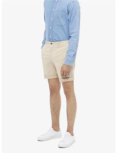 Nathan Super Satin Shorts Oxford Tan