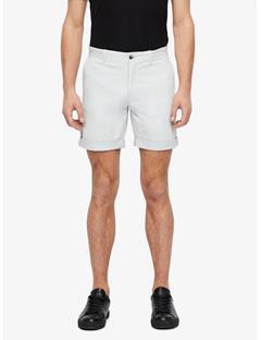 Nathan Super Satin Shorts Stone Grey