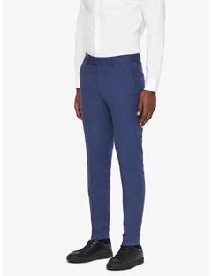 Grant Tech Linen Pants Blue