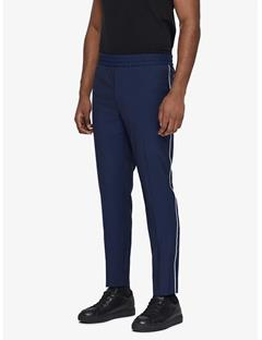 Mens Sasha Sport Suit Pants Mid Blue