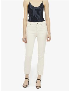 Womens Study Ceed Jeans White