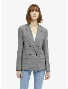 Womens Delano P.O.W Wool Blazer Black