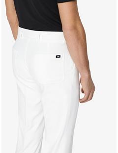 Mens Troon 2.0 Slim Micro Stretch Pants White