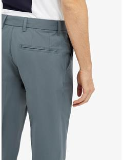 Elof Light Poly Reg Fit Pants Dk Grey