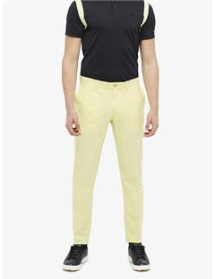 Ellott Micro Stretch Tight Fit Pants Still yellow