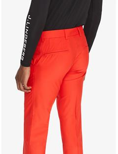 Elof Light Poly Slim Fit Pants Racing Red