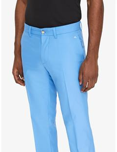 Elof Light Poly Slim Fit Pants Silent Blue