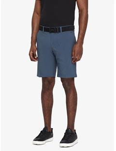 Eloy Micro Stretch Reg Fit Shorts Dk Grey