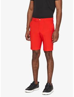 Eloy Micro Stretch Tapered Fit Shorts Racing Red