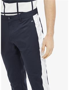 Mens Frank Light Poly Tight Fit Pants JL Navy