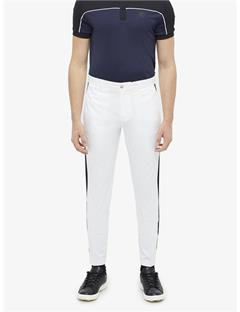 Frank Light Poly Tight Fit Pants White