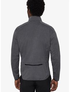 Surge Stretch Wind Pro Jacket Dk Grey Melange