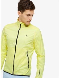 Surge Stretch Wind Pro Jacket Still yellow