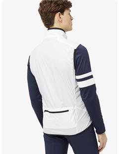 Surge Stretch Wind Pro Vest White