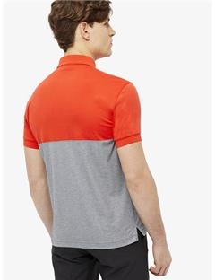 Kye Cotton Poly Polo Racing Red
