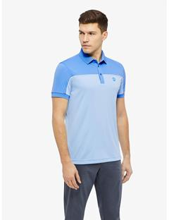 Mateo TX Jersey Reg Fit Polo Gentle blue