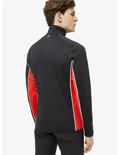Paco Tech Full Zip Midlayer Black