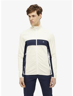 Paco Tech Full Zip Midlayer White