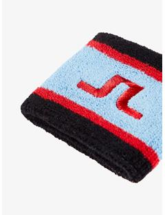 Mens Cotton Bridge Sweatband Gentle blue