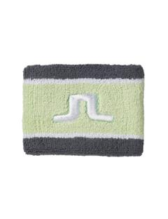 Mens Cotton Bridge Sweatband Still green