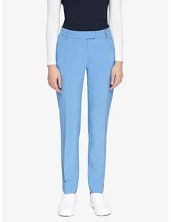 Womens Freja Micro Stretch Pants Silent blue
