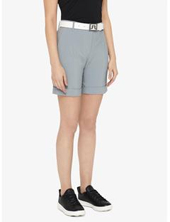 Womens Klara Micro Stretch Shorts Granite