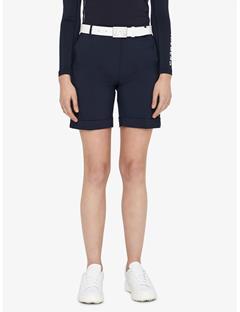 Klara Micro Stretch Shorts JL Navy