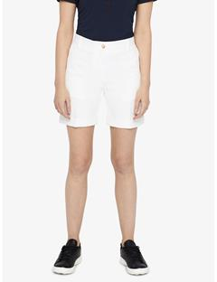 Womens Klara Micro Stretch Shorts White