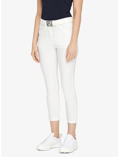 Womens Janni Schoeller 3xDry Pants White