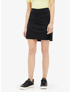 Womens Amelie TX Jersey Long Skirt Black