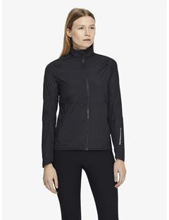 Womens Sally Stretch WindPro Jacket Black