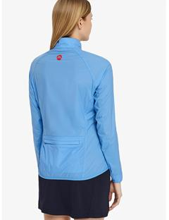Womens Sally Stretch WindPro Jacket Silent blue