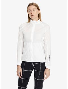 Womens Sally Stretch WindPro Jacket White