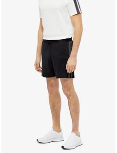 Mens Dexter Double Mesh Shorts Black