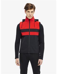 Martin Lux Softshell Vest Black