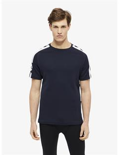 Riley Double Mesh T-shirt JL Navy