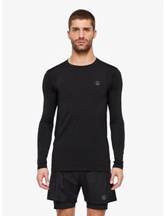 Seamless Merika Lightweight T-shirt Black