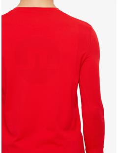Mens Seamless Merika Lightweight T-shirt Racing Red