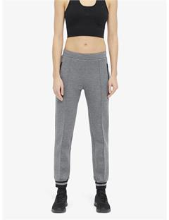 Lina Tech Sweatpants Granite melange