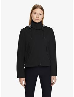 Womens Minna 2.5 Ply Jacket Black
