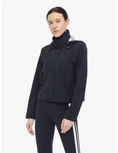 Womens Minna 2.5 Ply Jacket JL Navy