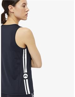 Womens Ella Jersey Tank Top JL Navy