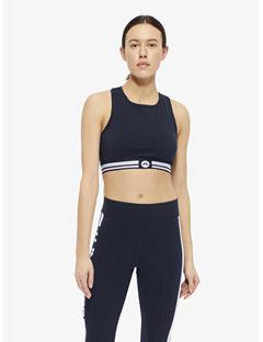 Alexis Compression Sports Bra Top JL Navy