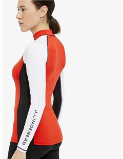 Mavie Soft Compression Layer Racing Red