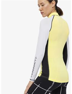 Mavie Soft Compression Layer Still yellow