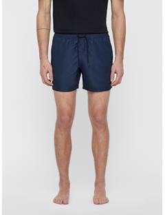Mens Banks Solid Swim JL Navy